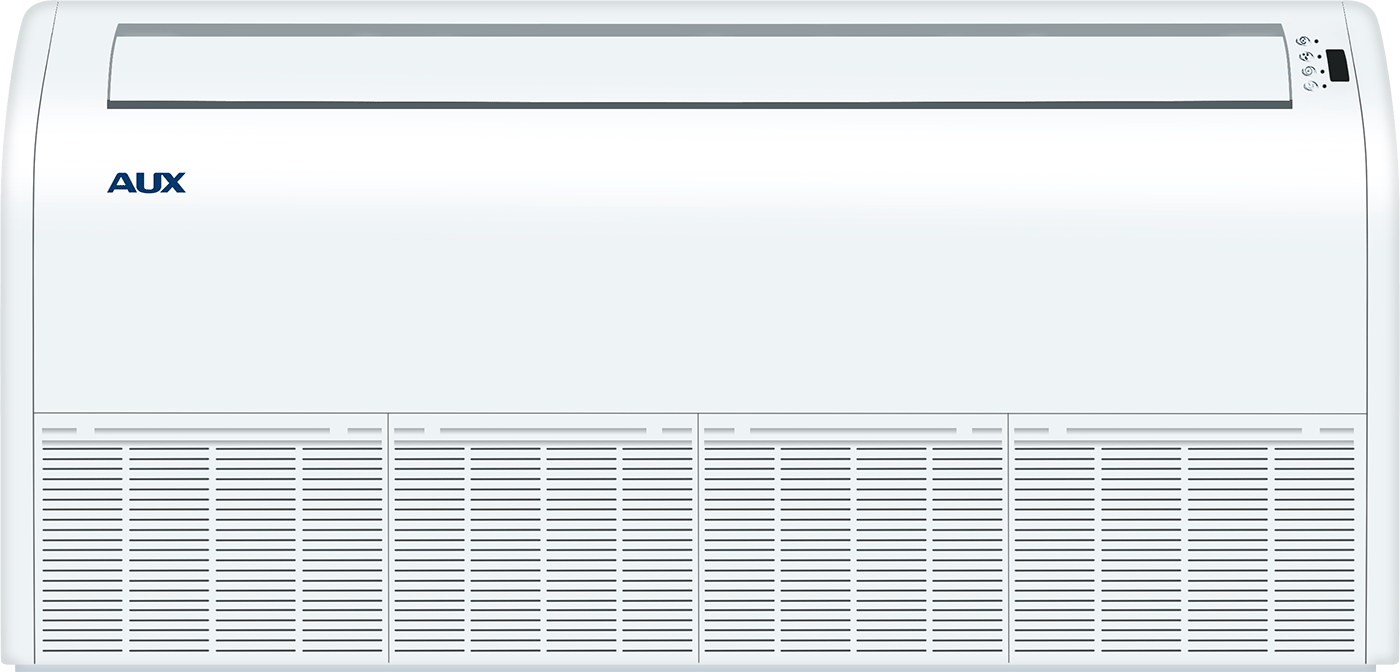 Внутренние блоки напольно-потолочное исполнение R410A с ИК пультом